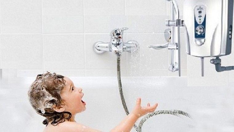 cách vệ sinh máy nước nóng gián tiếp