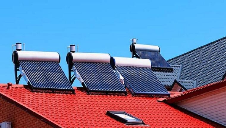 máy đun nước nóng năng lượng mặt trời