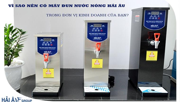 máy đun nước nóng tiết kiệm năng lượng