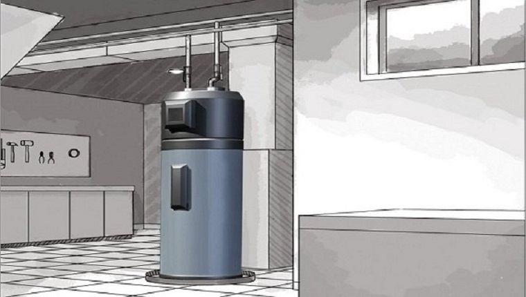 xác định kích cỡ và công suất của máy đun nước nóng