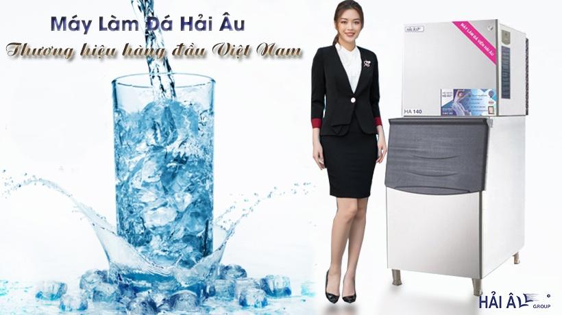 Máy làm đá Hải Âu thương hiệu hàng đầu Việt Nam