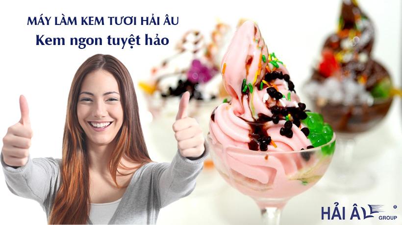 Chất lượng kem tốt
