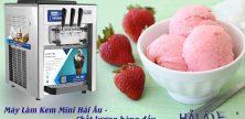 Máy làm kem Hải Âu chất lượng hàng đầu