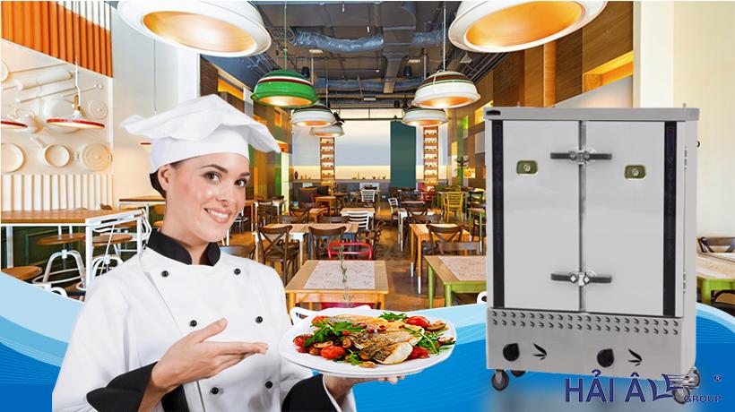 Tủ nấu cơm đa chức năng