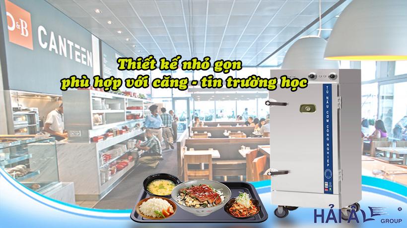 Tủ nấu cơm điện nhỏ gọn