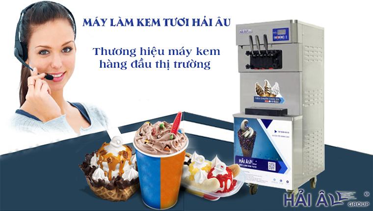 Máy kem chất lượng hàng đầu