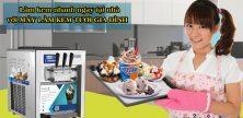 Làm kem nhanh tại nhà