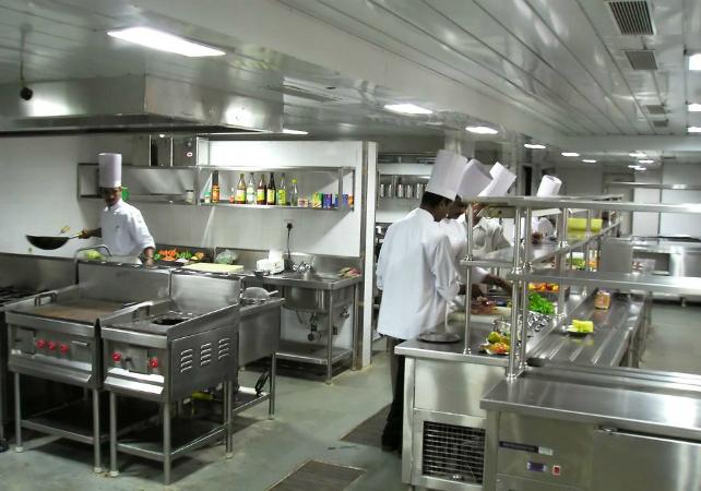 Nhà bếp công nghiệp