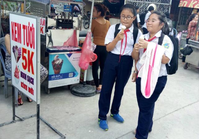 Kinh doanh kem tươi