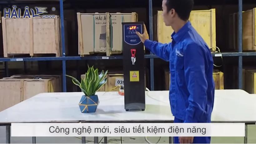 máy nước nóng tiết kiệm điện