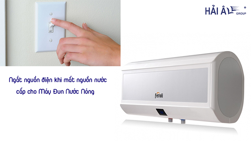 Láp đặt máy đun nước nóng gián tiếp cần lưu ý gì