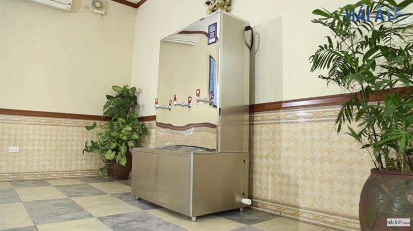 những đặc điểm của máy đun nước nóng trực tiếp
