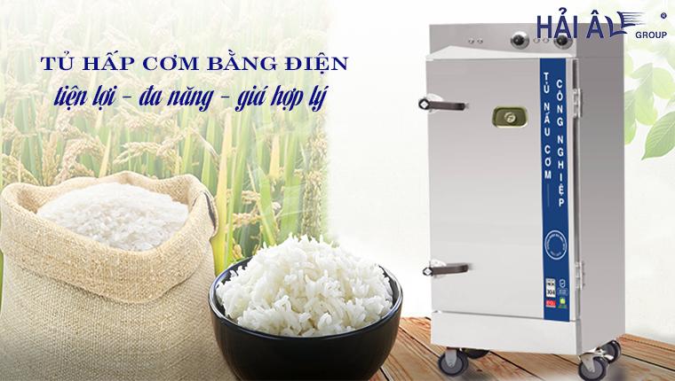 tư vấn giá thành, chaatsv lượng tủ nấu cơm bằng điện