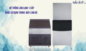 sơ đồ hệ thống lạnh 1 cấp