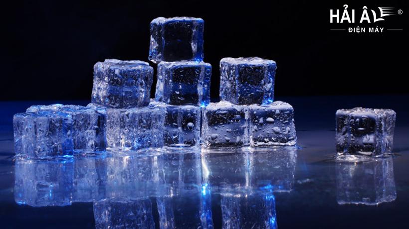 ứng dụng của nước đá