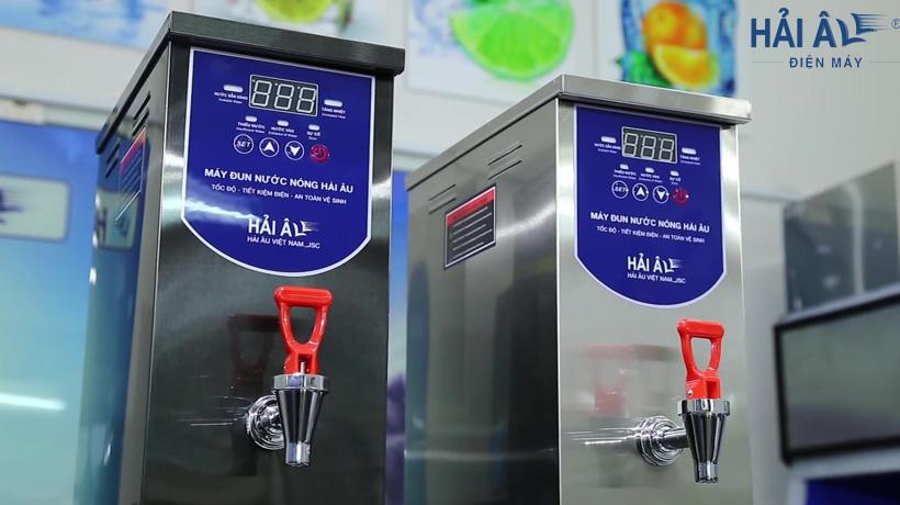 lựa chọn thiết bị đun nước nóng