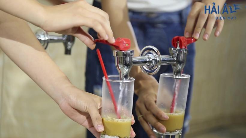 máy đun nước nóng cao cấp dùng cho quán cafe