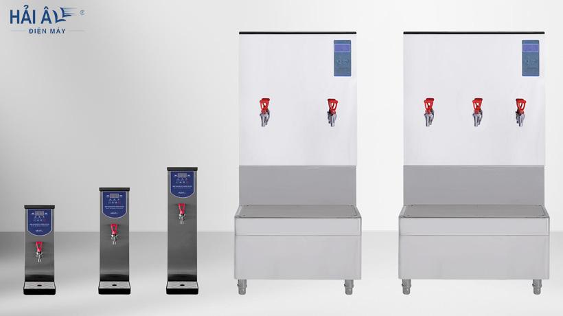 lựa chọn máy đun nước nóng Hải Âu