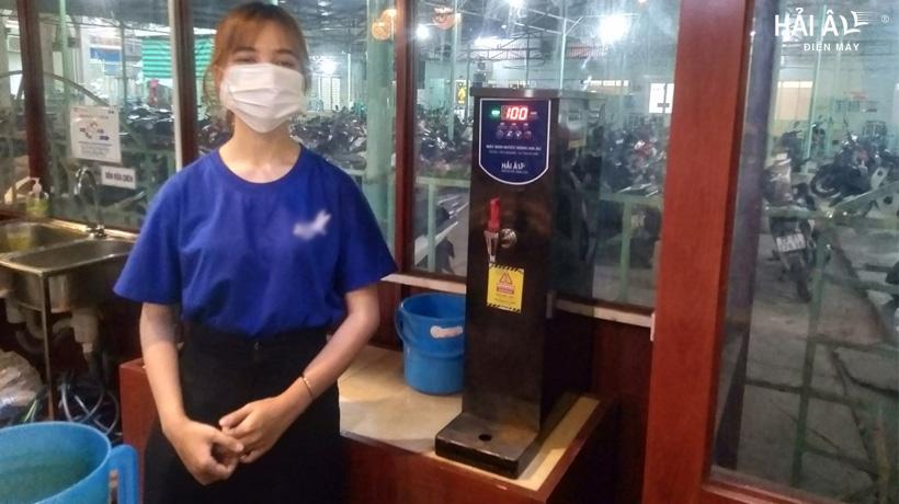 lựa chọn máy đun nước nóng kinh doanh đồ uống