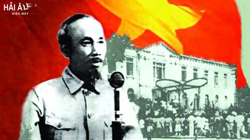 dienmayhaiau 76 năm quốc khánh Việt Nam
